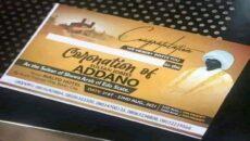 invite to the coronation ceremony of Idris Adanno as Sultan of Shuwa Arabs