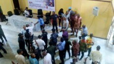 Violence Erupts at Election in Port Harcourt