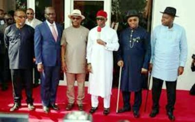 South-South Governors