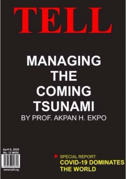 Managing The Coming Tsunami By Prof. Akpan H. Ekpo